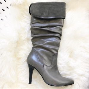 💥 ALDO Scrunched Roll Over Boots